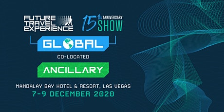 1 complimentary place at Future Travel Experience (FTE) Global 2020 tickets