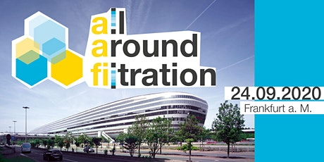 all around filtration 2020 - Filtertechnik- und Automatisierungsbranche Tickets
