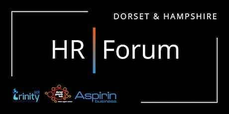 Dorset & Hampshire HR Forum tickets