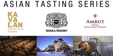 An Asian Whisky Tasting - York tickets