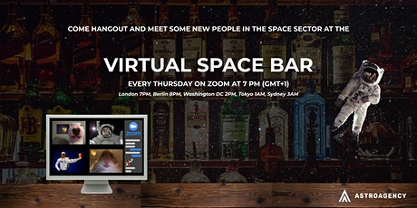 Virtual Space Bar tickets