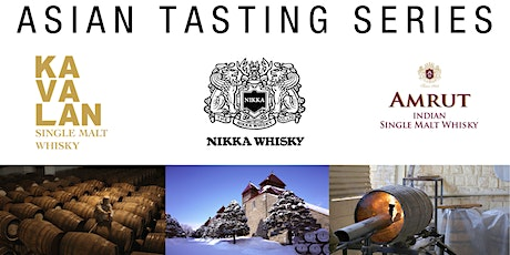 An Asian Whisky Tasting - Newcastle tickets