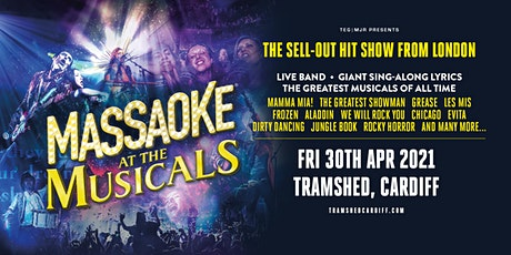 Massaoke - A Night At The Musicals (Tramshed, Cardiff) tickets
