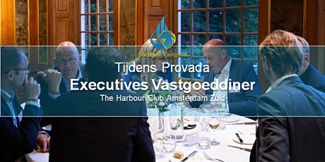 Executives Vastgoeddiner tijdens Provada tickets