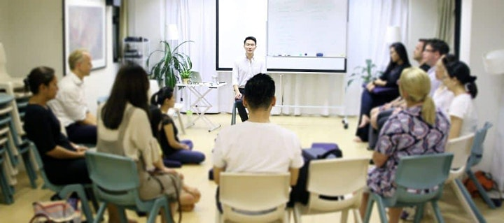 靜觀減壓課程8週 MBSR廣東話班 Mindfulness-Based Stress Reduction image