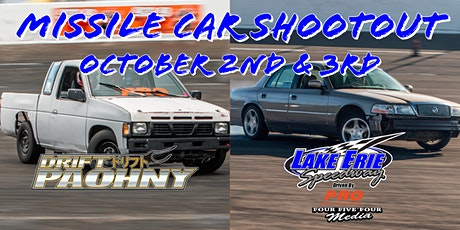 Missile Car Shootout (Drift PAOHNY)- Erie, PA tickets
