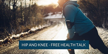 Ross Hall Hospital How to Manage Hip and Knee Pain Event tickets