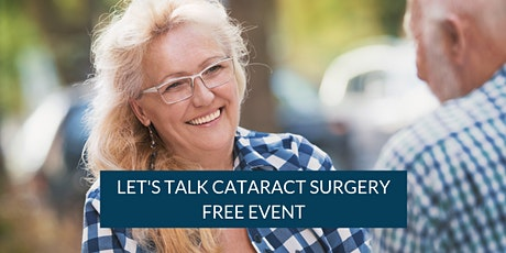 Ross Hall Hospital Let's Talk Cataracts Event tickets