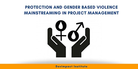 Training on Protection and Gender Based Violence tickets