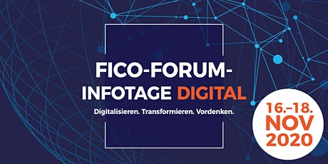 FICO-Forum-Infotage Digital 2020 Tickets