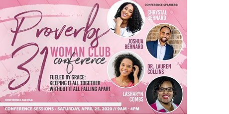 Proverbs 31 Woman Club Conference tickets