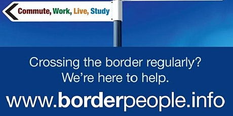 Border People: Cross-border Practitioners' Group, April 2020 tickets
