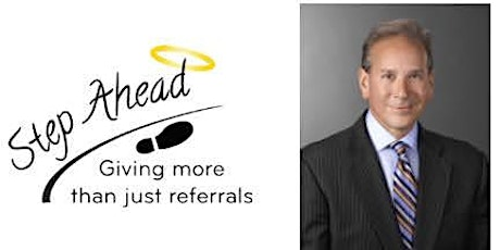Step Ahead Networking Presents Jeff Goldberg tickets