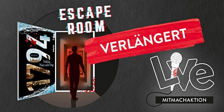 ESCAPE ROOM: 1794 Tickets