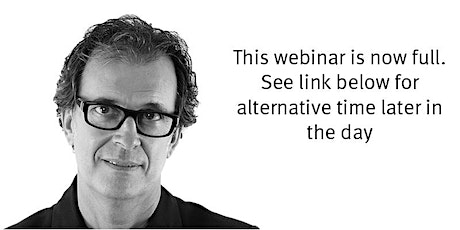The future of Workplace Strategy - Webinar with Neil Usher 11am tickets