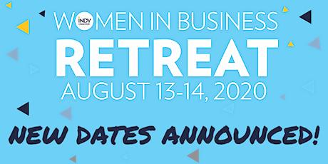 2020 Women in Business Retreat  tickets