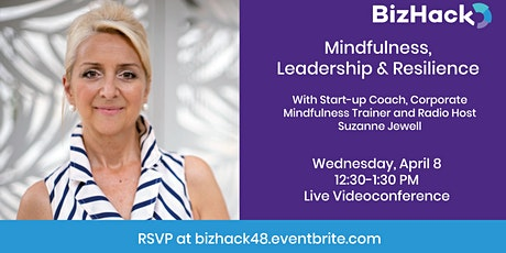 Mindfulness, Leadership & Resilience with Suzanne Jewell tickets