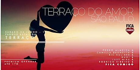 1º TERRAÇO DO AMOR SÃO PAULO tickets