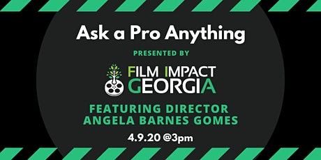 Ask a Pro Anything presented by Film Impact Georgia tickets
