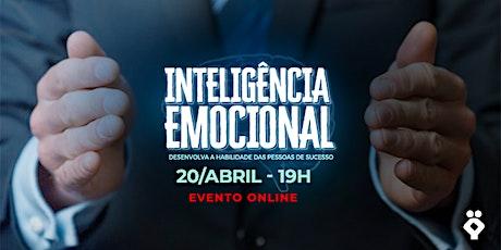 Palestra Online - Inteligência Emocional ingressos