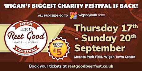 Reet Good Festival 2020 tickets