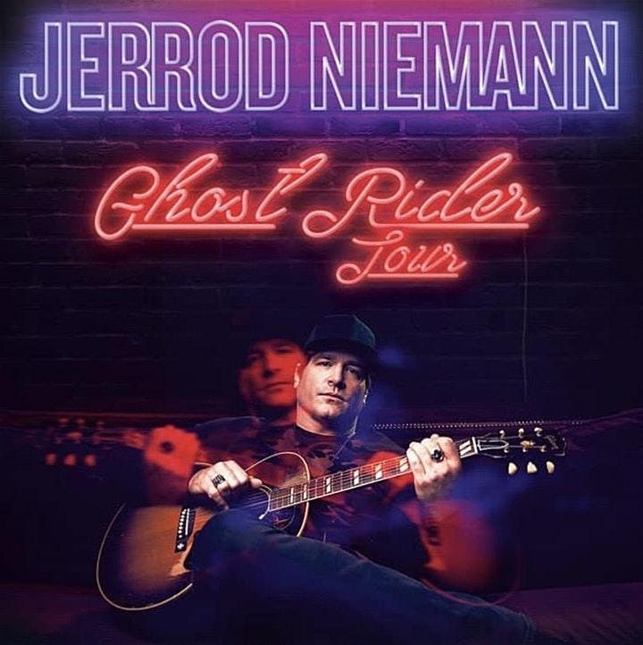 Jerrod Niemann LIVE at Touch of Texas image