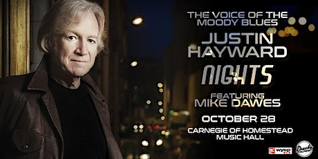 Justin Hayward – Nights tickets