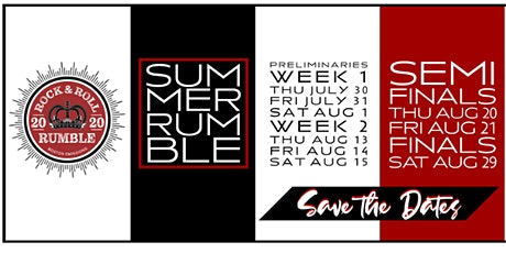 Rock & Roll Rumble Preliminary Night Four tickets