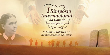1º Simpósio Internacional do Dom de Profecia 2021 ingressos