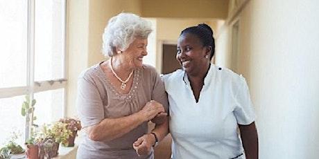 LCAS Care Community Webinar - COVID-19, Good Work Plan tickets