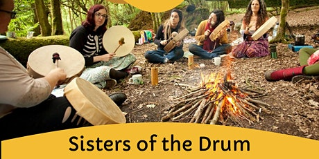 Sisters of the Drum - Full Moon Online Drum circle tickets