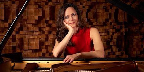 Dalia Lazar, pianoforte: Beethoven - Chiaro di luna sonata, Chopin - Scherzi e Valzes tickets