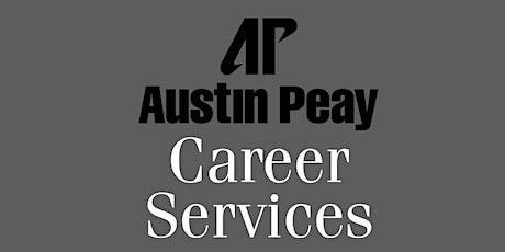 2020 APSU Fall Career Fair tickets