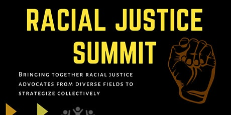 Racial Justice Summit tickets