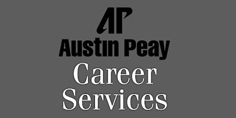 APSU College of Business Career Fair 2020 tickets