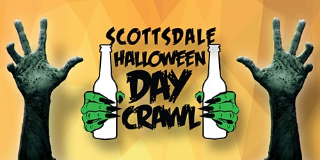 Halloween DAY Crawl - Sat. Oct. 31st in Old Town - Scottsdale tickets