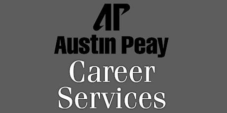 APSU Meet The Firms 2020 tickets