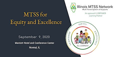 Rescheduled!!! MTSS for Equity and Excellence tickets