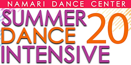 NDC Summer INTENSIVE tickets