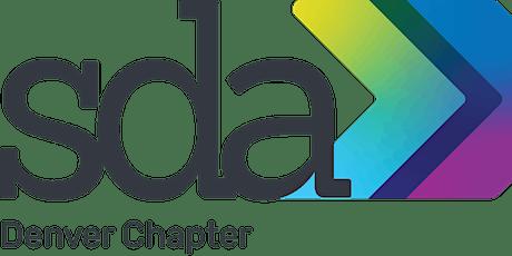 SDA Denver April Program - Corporate Credentialing tickets