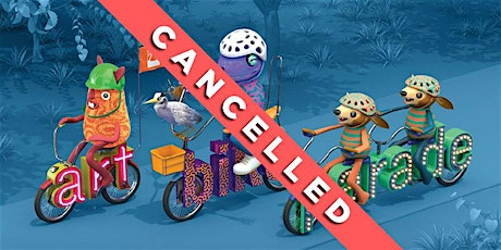 CANCELLED: Art Bike Parade tickets