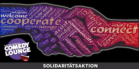 Comedy Lounge Solidaritätsaktion Tickets