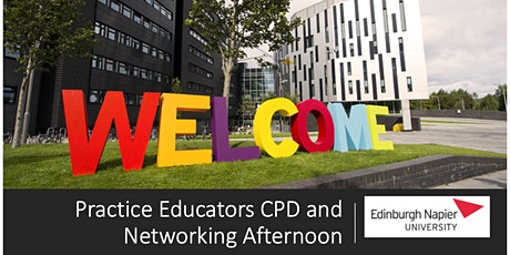 AHP and Social Work Practice Educators: CPD and Networking Afternoon tickets