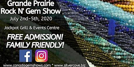 Grande Prairie Rock N' Gem Show tickets