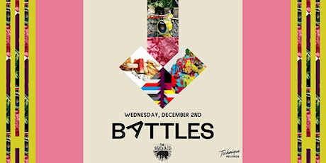 Battles LIVE at The Ground tickets