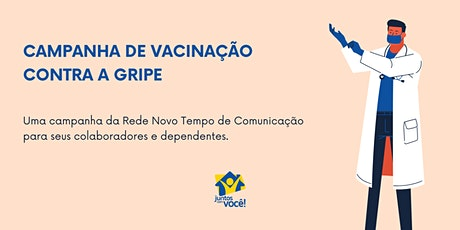 Campanha de vacinação contra a Gripe ingressos