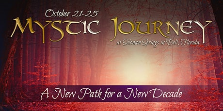 Mystic Journey - Autumn Meet 2020 tickets