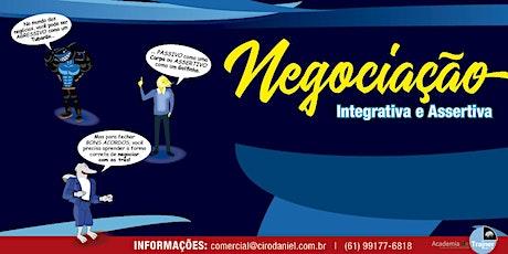 4ª edição - Negociação Integrativa e Assertiva tickets