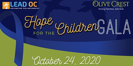 LEAD OC | Hope for the Children Gala 2020 tickets