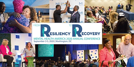 MHA's 2020 Annual Conference: From Resiliency to Recovery  tickets